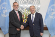 Secretary-General Meets Head of Guatemala Commission
