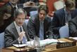 Draft Security Council Resolution on Syria Sanctions Vetoed
