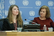 Press Briefing on Latest Report by Watchlist on Children and Armed Conflict