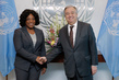 Secretary-General Meets Foreign Minister of Ghana 2.8227365