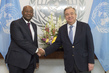 Secretary-General meets with Foreign Minister of Gabon 2.8227365
