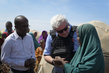 Secretary-General Visits IDP Camp in Somalia 2.8202555