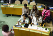 Opening of Commission on Status of Women 61st Session 5.5925035