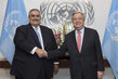 Secretary-General Meets Foreign Minister of Bahrain 2.8205419
