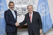 Secretary-General Meets Foreign Minister of United Arab Emirates 2.8205419