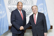 Secretary-General Meets President of Costa Rica 2.8205419
