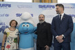 United Nations Celebrates International Day of Happiness with Smurfs 4.3026037