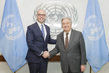 Secretary-General Meets Foreign Minister of Italy 2.8206043
