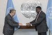 New Permanent Representative of Tanzania Presents Credentials 1.0