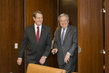 Secretary-General Meets President of Cyprus