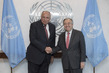Secretary-General Meets Foreign Minister of Egypt 2.8215506