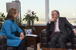 Secretary-General Meets Environment Minister of France