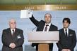 Representative of Syrian Opposition Briefs Press, Geneva 0.07764308