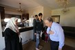 Secretary-General Meets with Syrian Refugees in Jordan