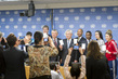 Press briefing by the Organization for Peace and Sport