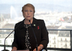 President of Chile Designated as Honorary Gender Champion 0.055437937