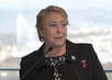 President of Chile Designated as Honorary Gender Champion 1.0