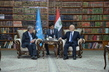 Secretary-General Meets Foreign Minister of Iraq in Baghdad 3.7051067