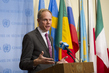 Security Council President Briefs Press on Peace and Security in Africa 0.6535956
