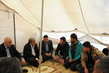 Secretary-General Visits Hassan Shan Camp, Northern Iraq 3.7051067