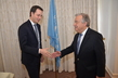 Secretary-General Meets Deputy Prime Minister of Belgium 3.7051067
