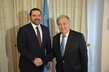 Secretary-General Meets Deputy Prime Minister of Lebanon 3.709047