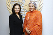 Deputy Secretary-General Meets Vice President of Panama 7.2521853