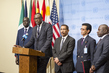 Foreign Minister of Mali Briefs Press 0.6536178