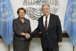 Secretary-General Meets Head of Haiti Mission 0.99034107