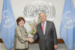 UN Special Representative for International Migration Sworn In 7.2521853