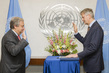 UN Peacekeeping Chief Sworn In 7.2521853