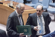 Draft Security Council Resolution on Syria Vetoed 0.055087738