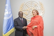 Deputy Secretary-General Meets Foreign Minister of Côte d'Ivoire 2.8907976