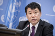 Press Briefing by Deputy Permanent Representative of DPRK 3.1953647