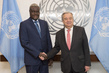 Secretary General Meets Chairperson of African Union Commission 2.82583