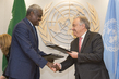 Signing of Joint AU-UN Framework for Enhancing Partnerships on Peace and Security 1.0