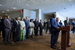 Secretary-General and AU Chairperson Address Press on Partnerships for Peace and Security in Africa 0.6535336