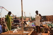 Protection of Civilians Site in Wau, South Sudan 0.014292649
