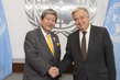 Secretary-General Meets Head of International Association of University Presidents 2.82583
