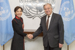 Secretary-General Meets Head of MINURSO 2.82583