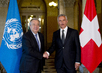 Secretary-General Meets Foreign Minister of Switzerland 3.709047