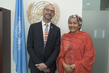 Deputy Secretary-General Meets State Secretary of Denmark 7.2521853