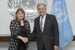 Secretary-General Meets Foreign Minister of Argentina 1.0