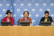 Press Briefing on Indigenous Human Rights Defenders 3.1933415