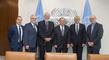 Secretary-General Meets Delegation of Foundation for European Progressive Studies 2.82786