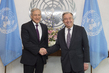 Secretary-General Meets Foreign Minister of Chile 2.8276014