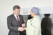 Deputy Secretary-General Meets Foreign Minister of Slovakia 7.2521853