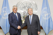 Secretary-General Meets Foreign Minister of Dominican Republic 2.8276534
