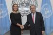 Secretary-General Meets EU High Representative for Foreign Affairs 2.82786