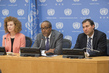 Press Briefing on Science, Technology, Innovation Forum for SDGs 3.1925633
